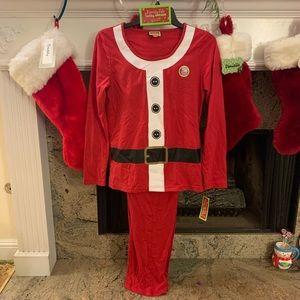 NEW‼️ Christmas 2 pc pajamas size XS.